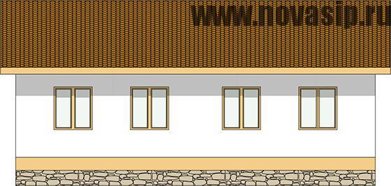 Строительство дома в Семилеи