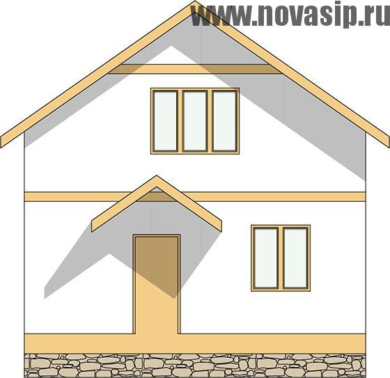 Строительство дома в краснослободске